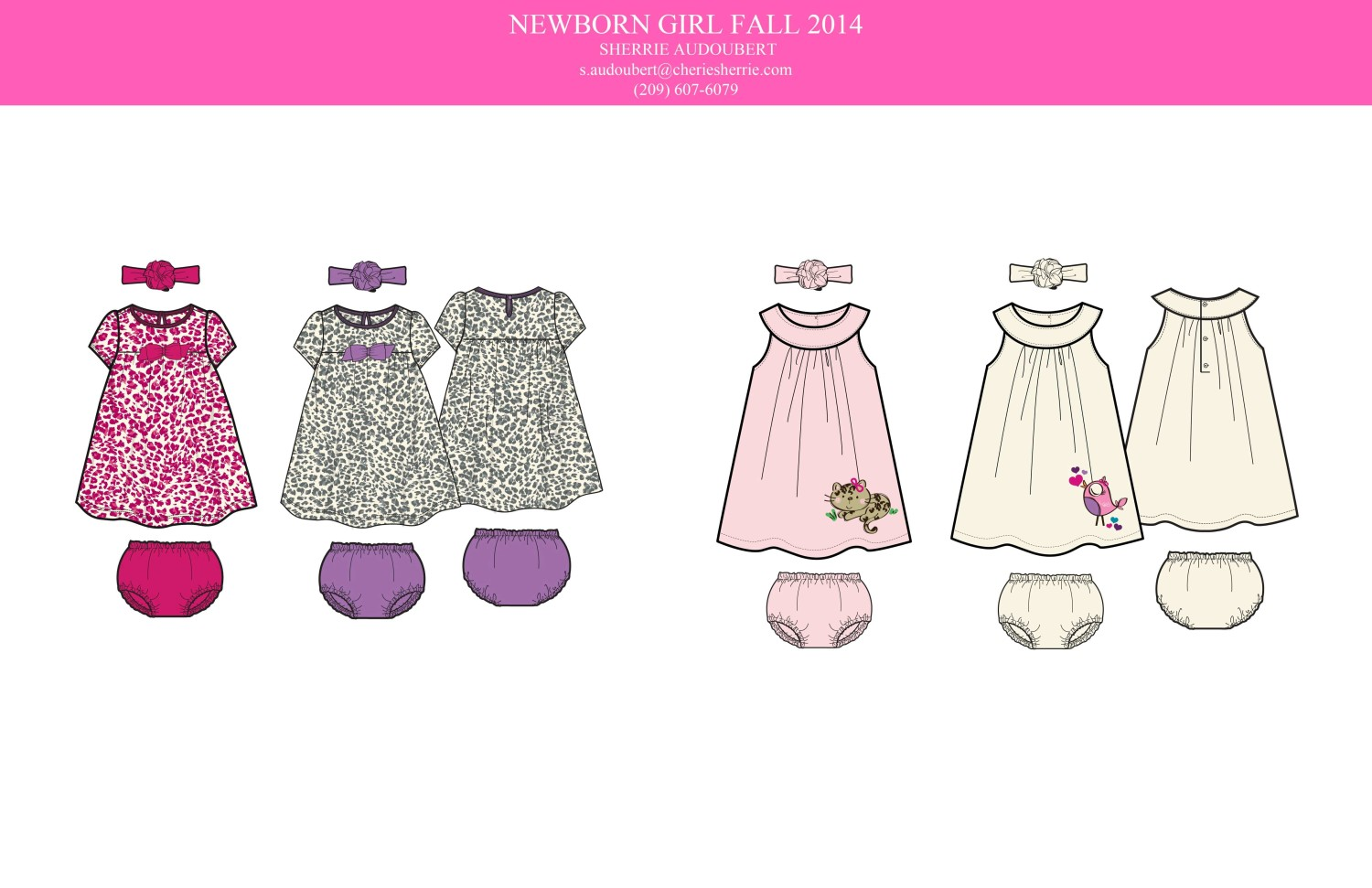 Newborn Girl Collection